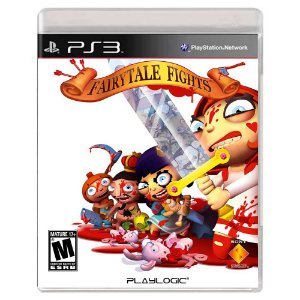 Fairytale Fights (Usado) - PS3