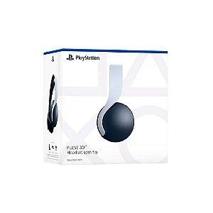 Headset Pulse 3D sem fio Sony - PS5