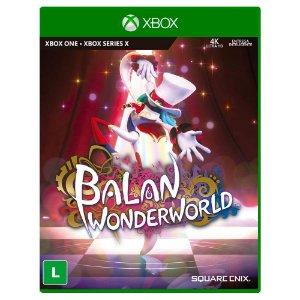 Balan Wonderworld - Xbox