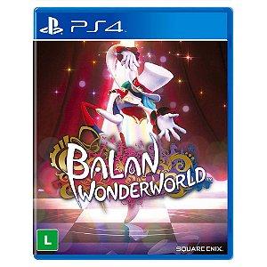 Balan Wonderworld - PS4