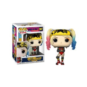 Funko Pop! Birds of Prey - Harley Quinn Roller Derby #307