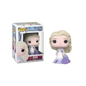 Funko Pop! Disney Frozen II - Elsa #731