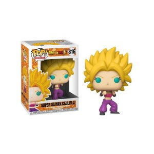 Funko Pop! Dragon Ball Super - Super Saiyan Caulifla #816