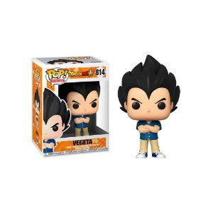 Funko Pop! Dragon Ball Super - Vegeta #814