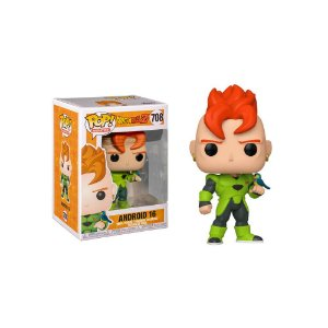 Funko Pop! Dragon Ball Z - Android 16 #708
