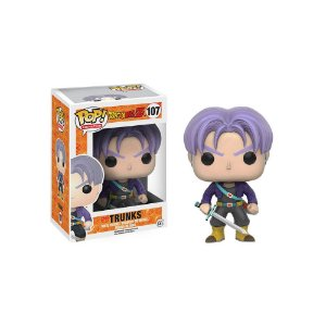 Funko Pop! Dragon Ball Z - Trunks #107