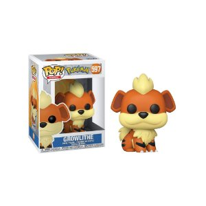Funko Pop! Pokémon - Growlithe #597