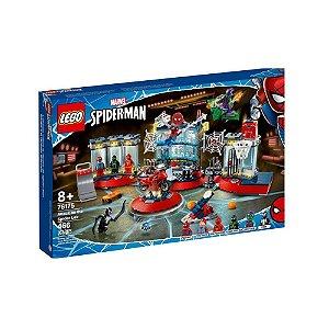 LEGO Marvel - Ataque ao Abrigo de Spider-Man - 76175