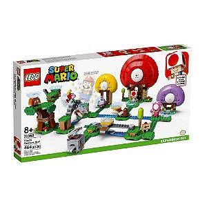 LEGO Super Mario - Caça ao Tesouro de Toad - 71368