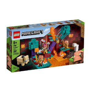 LEGO Minecraft - A Floresta Deformada - 21168