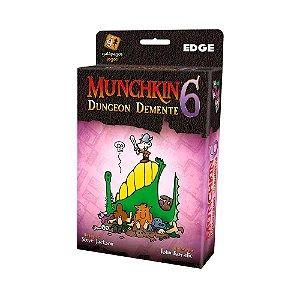 Munchkin 6 - Dungeon Demente