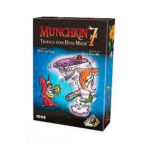 Munchkin 7 - Trapaça com Duas Mãos