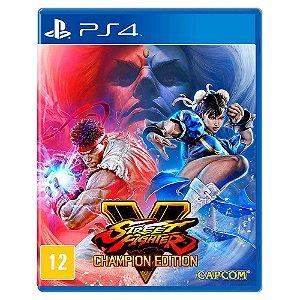 Street Fighter V: Champion Edition - PS4