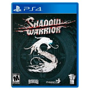 Shadow Warrior (Usado) - PS4
