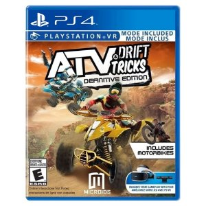 ATV Drift & Tricks Definitive Edition (Usado) - PS4