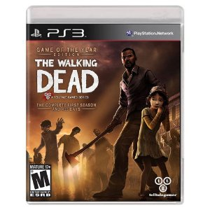 The Walking Dead Game of The Year Edition (Usado) - PS3