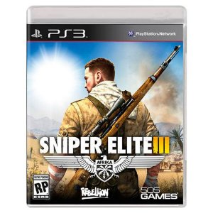 Sniper Elite III (Usado) - PS3