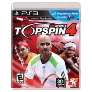 Top Spin 4 (Usado) - PS3