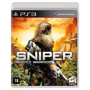 Sniper: Ghost Warrior (Usado) - PS3
