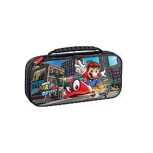 Game Traveler Deluxe Case Mario Odyssey - Switch (Usado)