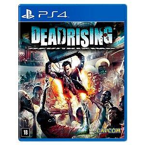 Dead Rising (Usado) - PS4