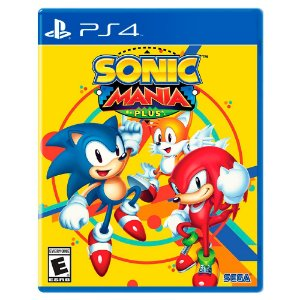 Sonic Mania Plus (Usado) - PS4
