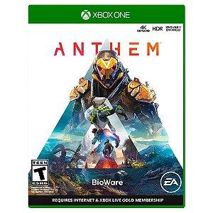 Anthem (Usado) - Xbox One