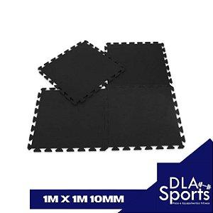 Kit 12 Tatames 1,04m x 1,06m x 10mm + 3 Bordas de Brinde