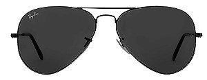 Óculos de Sol Ray-Ban Aviador RB3025 - Preto