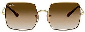 Óculos de Sol Ray-Ban RB1971 Square Marrom