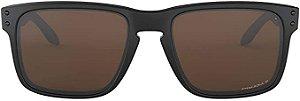 Óculos de Sol Oakley Holbrook Marrom Polarizado