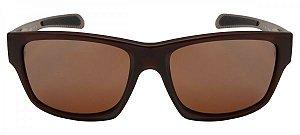 Óculos de Sol Oakley Jupiter Marrom Squared Polarizado