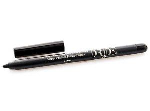 Lápis Delineador à Prova D'água Preto Dride