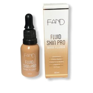 Base Fluida Skin Pro Cor 03 Fand 30ml