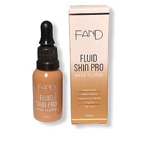 Base Fluida Skin Pro Cor 04 Fand 30ml