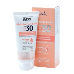 Hidratante Facial Tracta Pele Normal a Seca