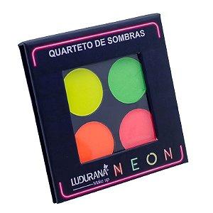 Paleta de Sombras Ludurana Quartetos