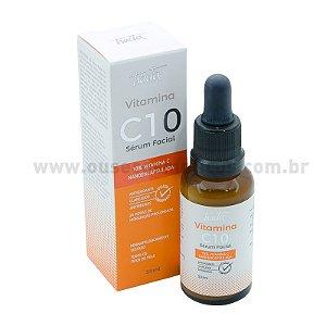 Vitamina C10 Sérum Facial Tracta