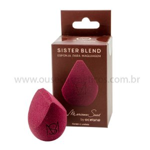 Esponja para Maquiagem Sister Blend Mariana Saad by Oceane