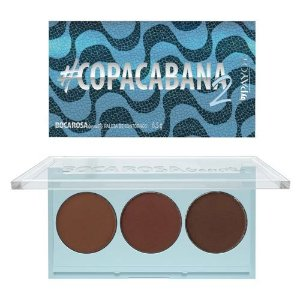 Paleta de Contorno #copacabana2 Boca Rosa by Payot