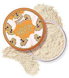 Pó Facial Translúcido Airspun Loose Face Powder Cor Translucent 65g