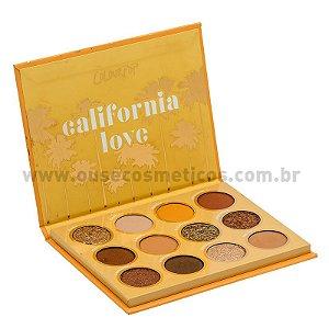 Paleta de Sombras Califórnia Love ColourPop