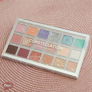 Paleta de Sombras 18 cores Constellation - SP Colors