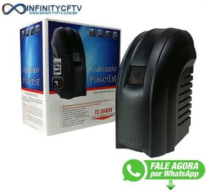 ESTABILIZADOR POWEREST 300 MONOVOLT 115V 9000