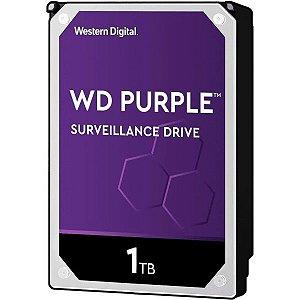 WD10PURZ - Disco Rígido WD Purple 1TB para CFTV