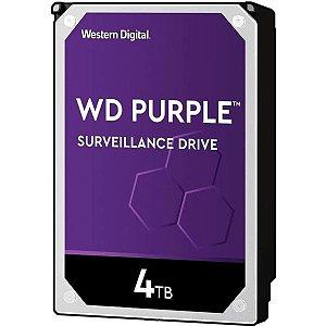 WD40PURZ  Disco Rígido WD Purple 4TB para CFTV