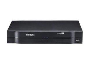 MHDX 1116 - GRAV. DIG. DE VÍDEO 16 CANAIS 1080p LITE - INTELBRAS MULTI-HD® SÉRIE 1000 - H.265, H.265+, Nova interface gráfica, HDCVI + HDTVI + AHD + IP + ANALÓGICO