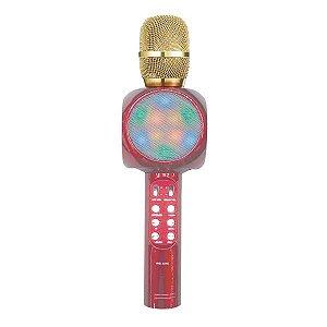 Microfone Bluetooth Karaokê Voice - MT 1033