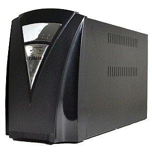 UPS Professional 1500 2BS/2BA Universal Biv Auto 8T Saída 115V e 220V USB  Intelig.1 Exp
