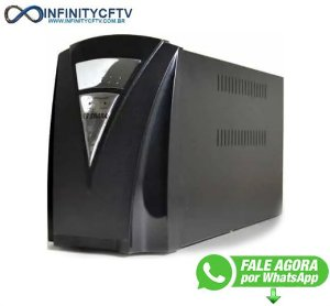 NOBREAK UPS PROFESSIONAL UNIVERSAL 1800VA - 4180 - Infinitycftv Santa Ifigênia
